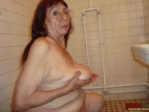 LatinaGrannY Amateur Mature Ladies..