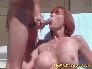 My MILF Exposed Super hot wife with big..