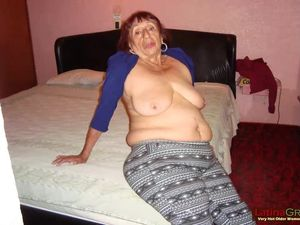 LatinaGrannY Amateur Mature Picture..