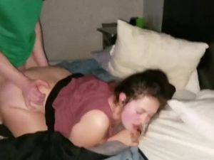 Wife wants hubbys friend to cum inside her